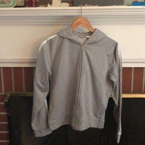 JCREW Gym ZIP Up Sweatshirt